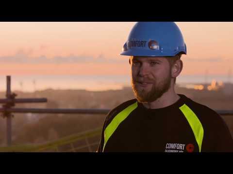 Comfort Projekt: Vesterhavsporten, Comfort Falkenbergs Rör