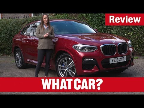 2020 BMW X4 review – better than the Mercedes GLC Coupe   What Car