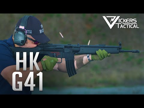 H&K G41 4K