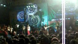 Burnout [Last UP Fair Performance of Sugarfree] 2011