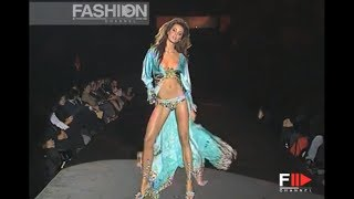 """ROBERTO CAVALLI  Underwear"" Feat. Nina Moric Spring Summer 2002 2 Of 2 Milan By Fashion Channel"