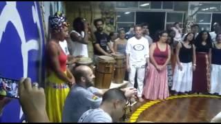 OFICINA DE JONGO NA ACADEMIA CDO MATRIZ - A D S CAPOEIRA 25/05/2017 / 2