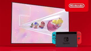 """Super Mario 3D World + Bowser\'s Fury - \""""Nintendo Switch My Way\"""" commercial"""