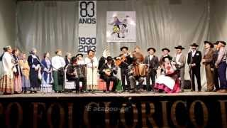 """Cancioneiro do Grupo Folclórico de Faro - """"Ai Chico Chico"""""""