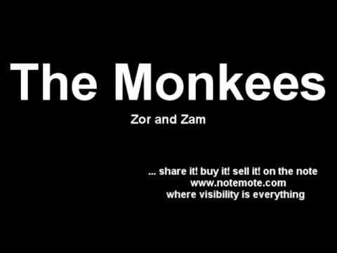The Monkees - Zor and Zam.mov