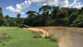 Delfinópolis / MG - Cachoeira Zé Carlinhos