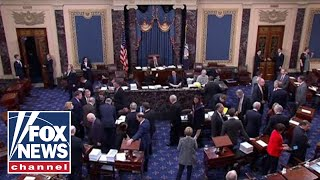 Senate rejects two bills to end partial shutdown