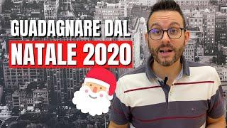 Gudagnare in Borsa grazie al Natale 2020