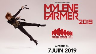 Mylène Farmer - Live 2019 (official teaser)