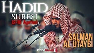 Salman Al Utaybi | Hadid Suresi (57),12-16 Ayetleri | Türkçe Kuran Mealleri.