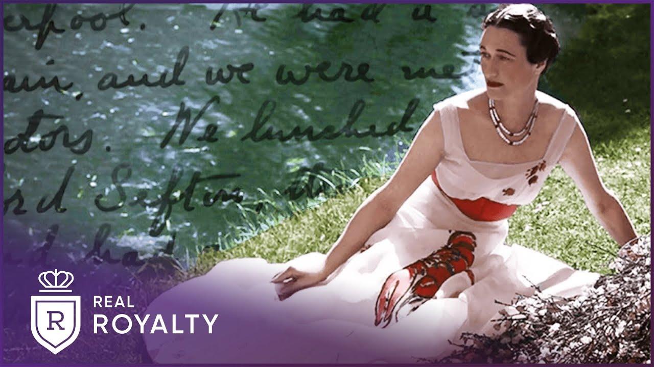 The Secret Diaries Of Edward VIII's Wife | Wallis Simpson | Real Royalty