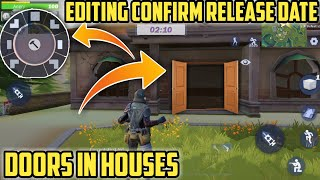 Doors Are coming In the Houses Of Creative Destruction || Editing Mode Confirm Release Date CD