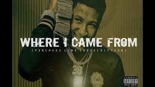 """[FREE] NBA YOUNGBOY x JayDaYoungan TYPE BEAT 2018 """"Where I Came From"""" (Prod. By @two4flex)"""