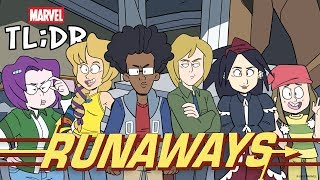 Runaways in 2 Minutes - Marvel TL;DR