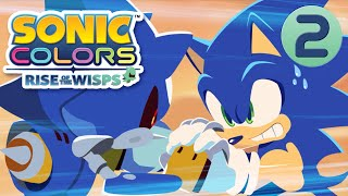 Video: Sega Releases Episode Two Of \'Sonic Colors: Rise Of The Wisps