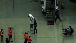 Washington Capitals Return Home with Stanley Cup