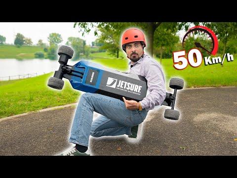 Jetsurf Race E-Skateboard di lusso che a …