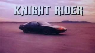 KNIGHT RIDER: 1982 TV Show Opening Theme Music #1