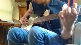 Nikki Sixx~Doobie Guitar Cover