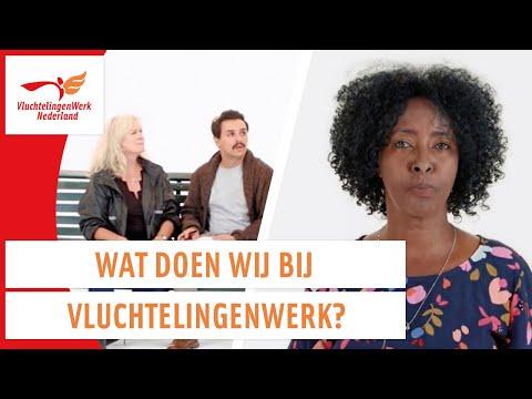 Onze gouden vrijwilligers | VluchtelingenWerk Nederland photo