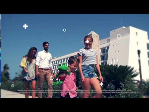 Spot 20seg Promoción 4 parques mas Hotel Grand Luxor - Blau Comunicación