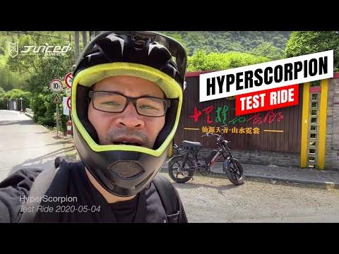 Juiced HyperScorpion Test Ride