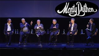 TFF2015 - Monty Python Discuss the Importance of the Audience in Live Shows