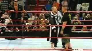 2007 Kevin Federline Vs John Cena Full Match width=