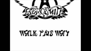Aerosmith Walk this Way Lyrics