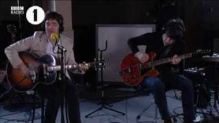 Noel Gallagher and Gem - Waiting For The Rapture (BBC Radio 1 Live Lounge 03/2009)