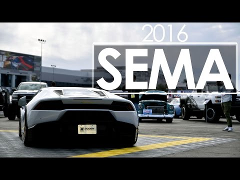 2016 SEMA Show | Quick Overview