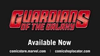 Guardians of the Galaxy #2: Cover Recap - Marvel AR