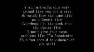 Vinnie Paz - Aristotle's Dilemma with Lyrics