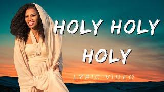Nicole C. Mullen - Holy Holy Holy - Lyric video