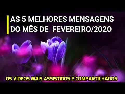 TOP 5  - AS MELHORES  REFLEXÕES DE FEVEREIRO/2020 ( GILSON CASTILHO)