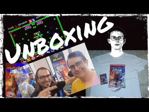 Unboxing: Paintball 2048 (PCNONOgames) + competición en preparación