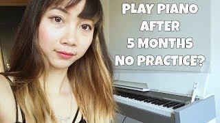 I GOT MY NEW PIANO 😍 DJ OKAWARI - FLOWER DANCE AFTER 5 MONTHS NO PRACTICE