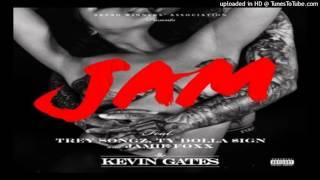 Kevin Gates - Jam (ft. Trey Songz, Ty Dolla Sign & Jamie Foxx) (2015)