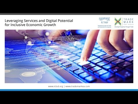 Leveraging Services and Digital Potential for Inclusive Economic Growth Session 4