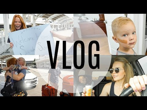 Vlog: MY SISTER'S HOME from ARGENTINA! | Missy Sue