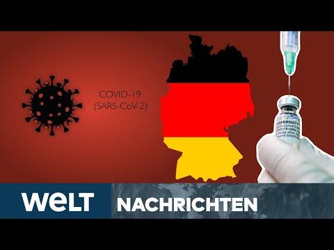 GEFÄHRLICHE COVID-19-MUTANTE: Delta-Variante breitet sich in Deutschland aus | WELT Newsstream