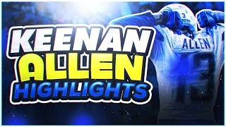 "Keenan Allen Career Highlights: ""Black Feet"" #BoltUp"