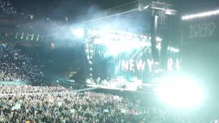 Taylor Swift - Welcome to New York (Live)