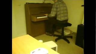 [Piano Solo] Sandman's Theme - Christopher Young