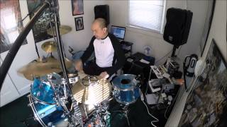 Aerosmith - Jaded Drum Cover