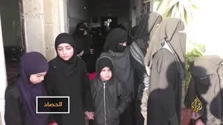 اغتصاب آلاف المعتقلات بسجون النظام السوري