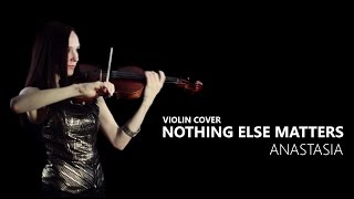 Metallica - Nothing Else Matters (Anastasia Soina violin)