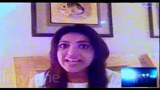Kajal Wishing team by Live Video Call -  Baadshah Audio Launch