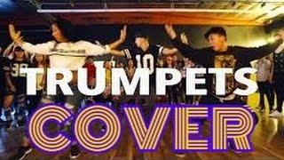 """TRUMPETS"" - Sak Noel & Salvi ft Sean Paul | @MattSteffanina Choreography Cover"