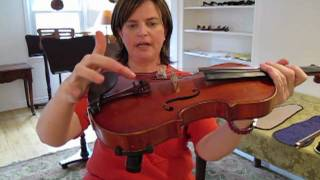 Tuning Your Violin